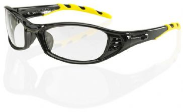 B-Brand Florida Safety Spectacles (Clear)
